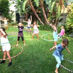 hula hoop parties kids parties northern beaches